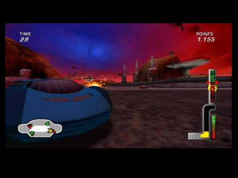 Wheelspin (Eur) Speed Zone (US) Wii Trailer