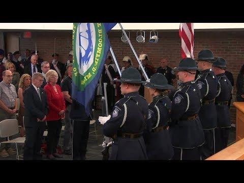 2018 West Bloomfield Police Memorial