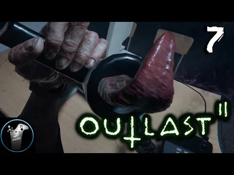 Interactive Sex Hotline - Outlast 2 Gameplay Walkthrough #7