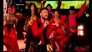 Сергей Лазарев - Очи черные (Шоу