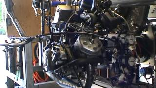 125cc Turbo - Original TZR125 twostroke turbocharged by Boostbusters