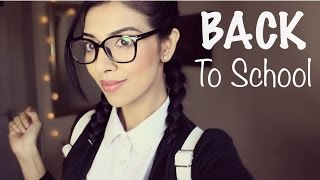 TUTORIAL | Back To School