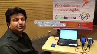 Ashish Mishra: Mobile test automation (Spanish subtitles) v1 2