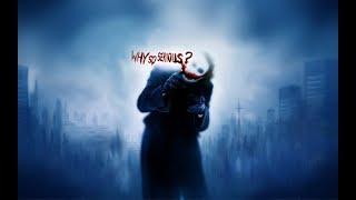 "The Joker Rap ""Why So Serious"" (Heath Ledger Version) | Daddyphatsnaps"