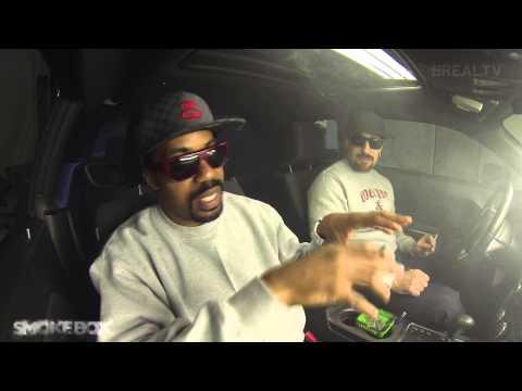Dam Funk - The Smoke Box | BREAL.TV