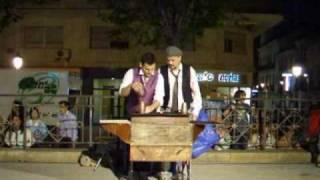 Vaudeville Negro Humor de las Noches Blancas Albacete 2009