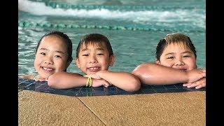 Summer Swimming Pool Fun | TigerFamilyLife~