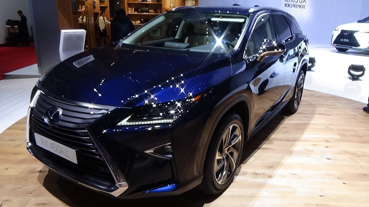 Lexus Is 350 2018 >> 2019 Lexus RX 450h L - Exterior and Interior - Geneva Motor Show 2018 - YouTube