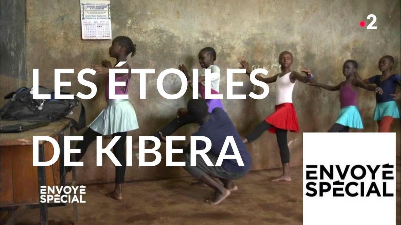 Envoyé spécial. Les étoiles de Kibera  - 26 avril 2018 (France2)