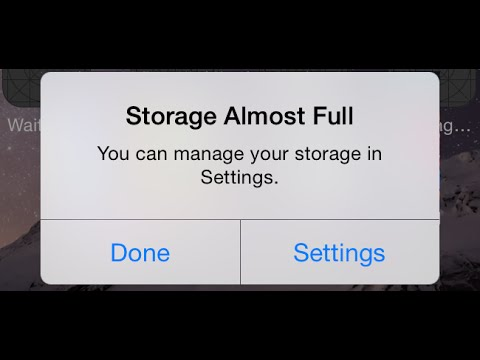 A Easy Way To Get More Storage For Your Iphone Ipod Ipad