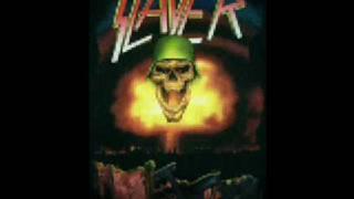 Slayer - Spill the blood demo with Jeff Hanneman on vocals