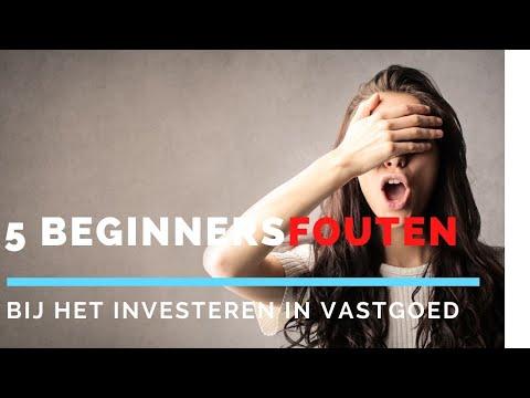 SMG afl 6 5 Beginnersfouten bij investeren in vastgoed