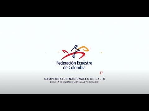 CAMPEONATOS NACIONALES SALTO 2DO FIN DE SEMANA