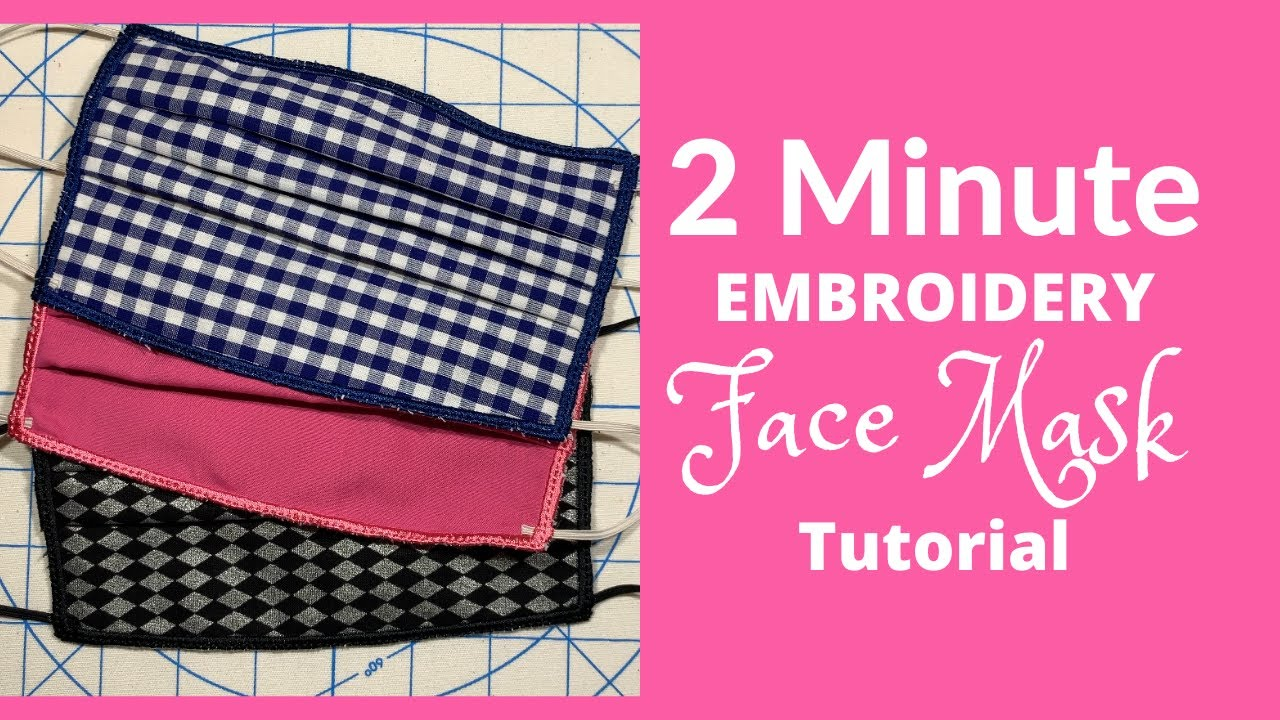 How To Make A Mask Without Elastic With Supplies From Walmart