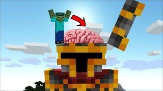 Boy vs Girl $1,000,000 OP Minecraft Trident Challenge! / minecraft