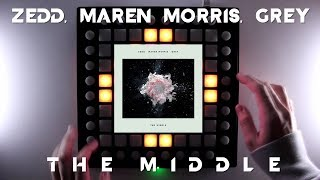 Zedd, Maren Morris, Grey - The Middle // Launchpad Cover + Project File