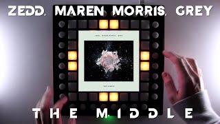 Download Lagu Zedd, Maren Morris, Grey - The Middle // Launchpad Cover + Project File Mp3
