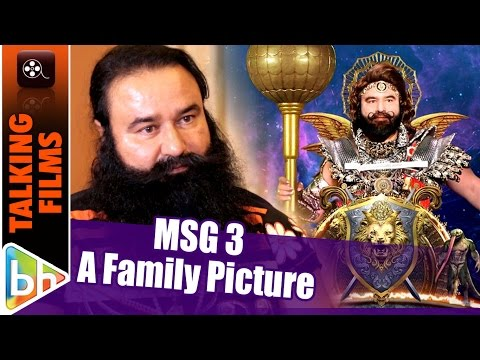 MSG The Warrior - Lion Heart Puri Family...