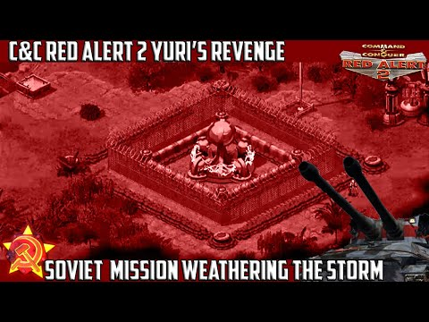 C&C Red Alert 2 Soviet Mission - Weathering The Storm