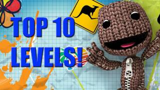 Top 10 LittleBigPlanet 2 Levels of All-Time