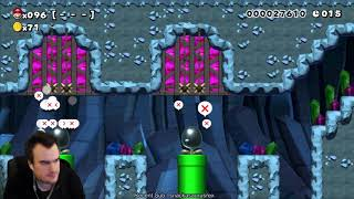 Barb Science - 100 Mario Super Expert