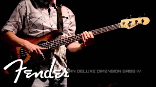 Fender Dimension Bass