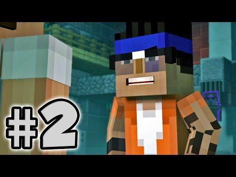 Minecraft Story Mode: Season 2 | PRISON RADAR! | Episode 3 (#2)