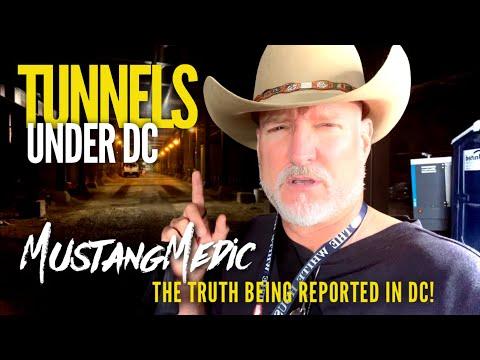 In the tunnels in Washington DC MustangMedic Reporting