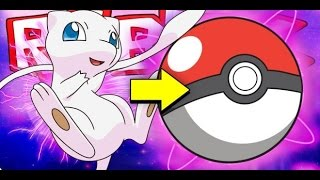 My first Video Ever // Roblox // How to catch Mew!!!