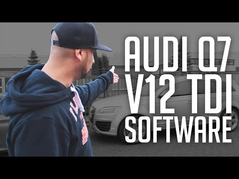 JP Performance - Audi Q7 V12 TDI | Software | 1100 NM from YouTube · Duration:  9 minutes 19 seconds
