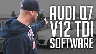 JP Performance - Audi Q7 V12 TDI | Software | 1100 NM