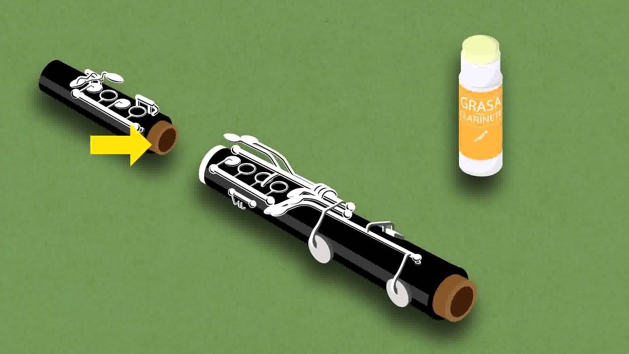 Es También primeros Las PasosCuidar Orquestas Sus Instrumentos Clarinete eEDbH9W2IY
