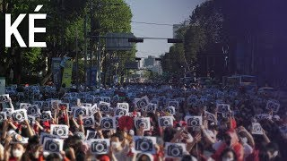 The First Rally Against S. Korea's Spycam Porn Epidemic