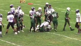 Vikings vs Jets 2016