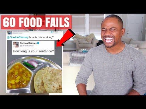 Gordon Ramsay CLAPBACKS (pt 4) | Roasting Twitter Chefs | Alonzo Lerone