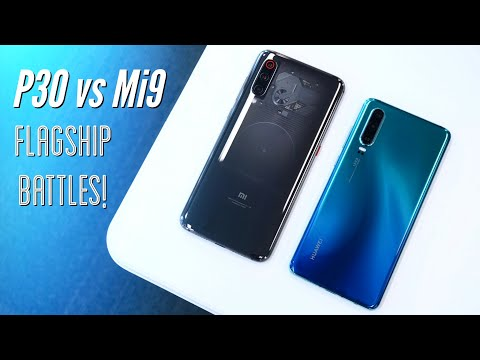 Huawei P30 vs Xiaomi Mi 9: Still CONFUSED? Find Out Which You Should Buy!