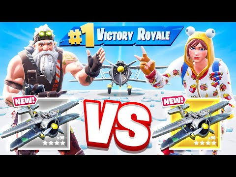 ROCK Paper SCISSORS *NEW* Season 7 Mini Game in Fortnite Battle Royale