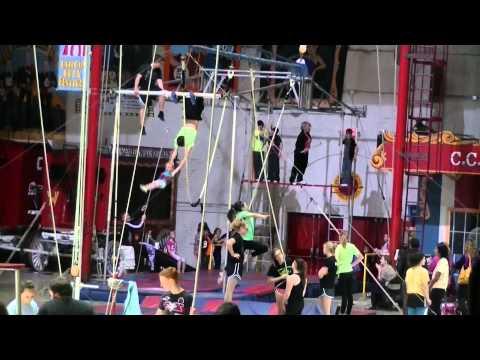 Circus 2015 Low casting practice