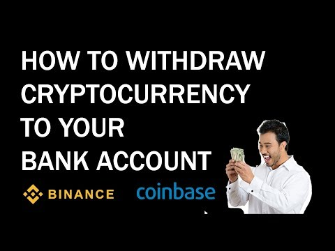 How to Withdraw Cryptocurrency to your Bank Account - (How t
