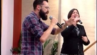 Feliz Sábado - Joyce Carnassale e Felipe Valente - Pra Sempre
