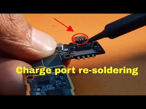 huawei charging problem y5ii error please plug not charging I have
