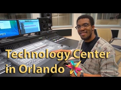 Technology Center in Orlando | Tour of the Dorothy Lumley Melrose Center