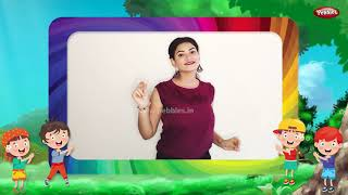Clap Your Hands Song With Actions | Action Songs | Rhymes | School Learning | Pebbles Stories