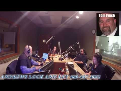 THE LOCKSMITH SHOW 12-27-2015 (FT. Tom Lynch from the  Society of Professional Locksmiths)