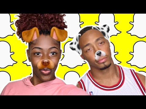 Snapchat Chronicles | HILARIOUS RELATIONSHIP GOALS
