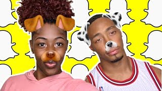 RELATIONSHIP GOALS Snapchat Series | EP. 1