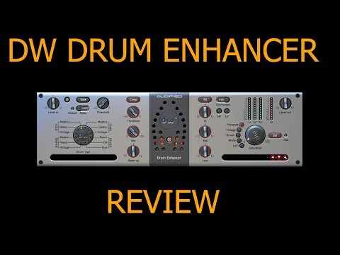 Audified DW Drum Enhancer Review