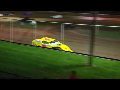 Ohio Valley Speedway Sport Modified Feature/Post Race Interview 6-15-2019