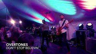 Overtones - Don't Stop Believin'