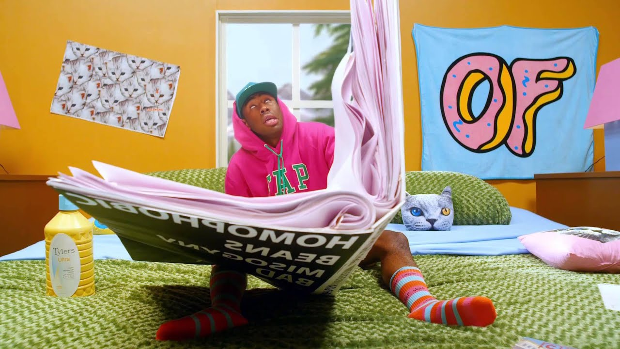 Ofwgkta Hd Wallpaper Tyler The Creator Tamale Youtube